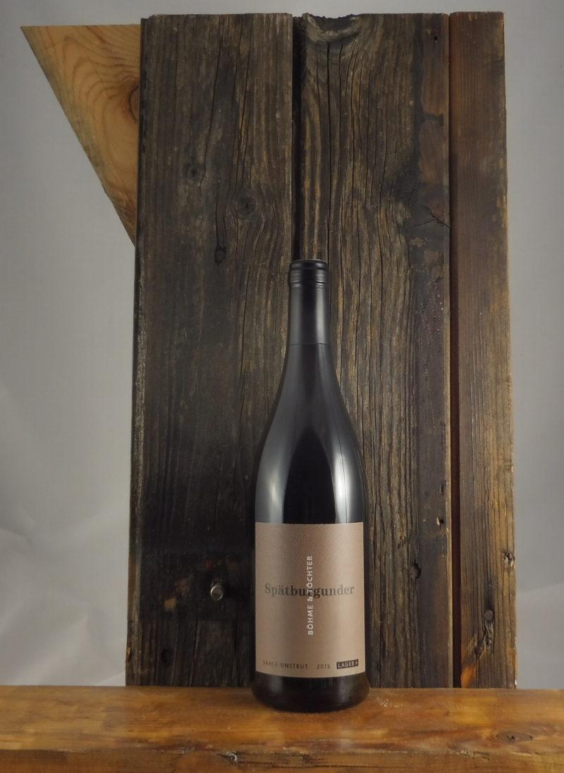Saale-Unstrut-Wein-Berlin-kaufen-Böhme-und-Töchter-Spätburgunder