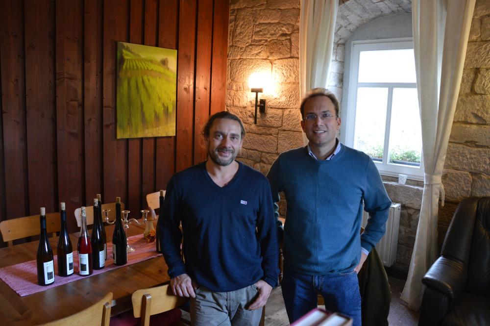 Wein kaufen in Berlin aus Saale Unstrut regional