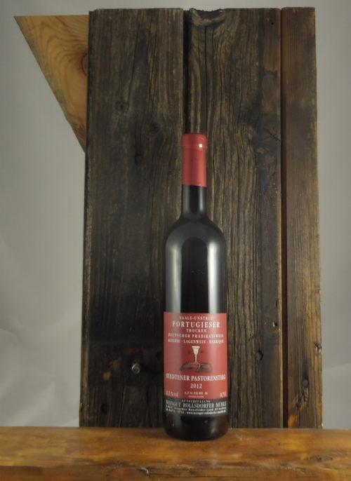 Saale-Unstrut-Wein-Berlin-kaufen-Rollsdorfer-Mühle-Portugieser-Barrique