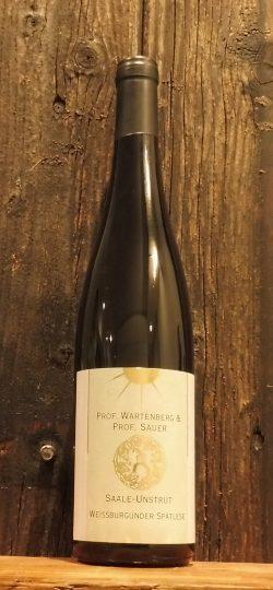 Weissburgunder-Steinmeister-Saale-Unstrut-Wein