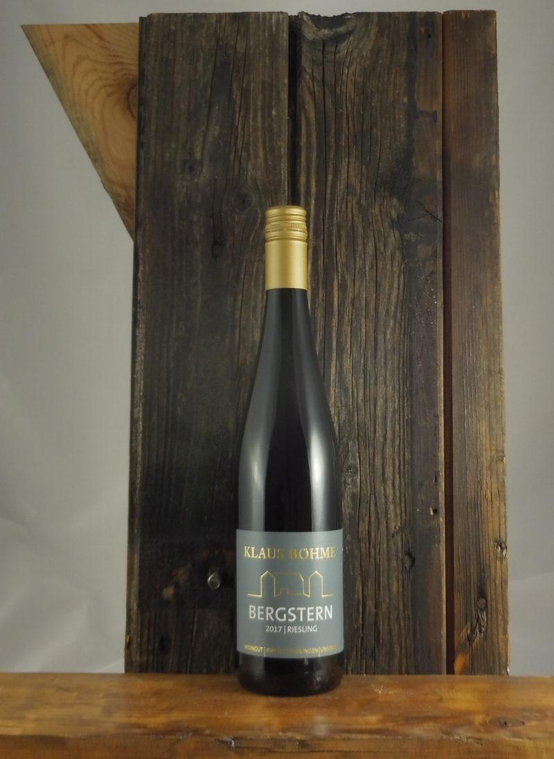 Saale-Unstrut-Wein-Berlin-kaufen-Riesling-Bergstern-Klaus-Böhme