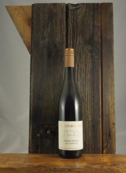 Saale-Unstrut-Wein-Berlin-kaufen-Riesling-Spätlese-Klaus-Böhme