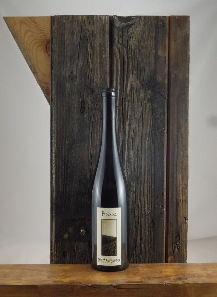 Saale Unstrut Wein Bobbe Weissburgunder